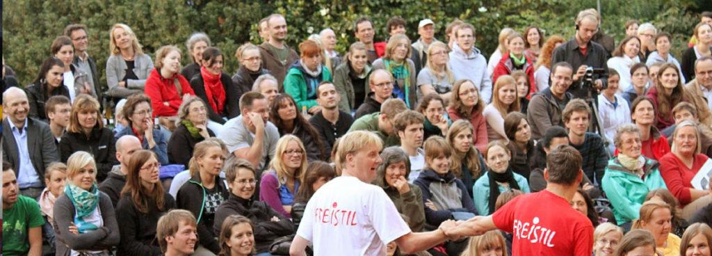 FREISTIL Open Air ImproTheater Festival