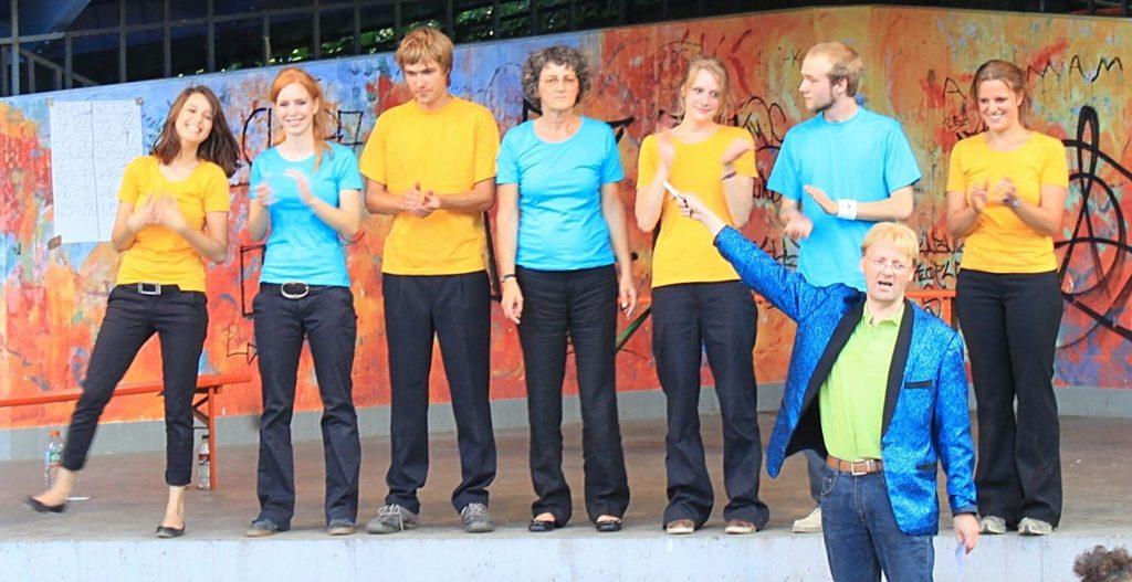 Freiburger Improtheater-Gruppen