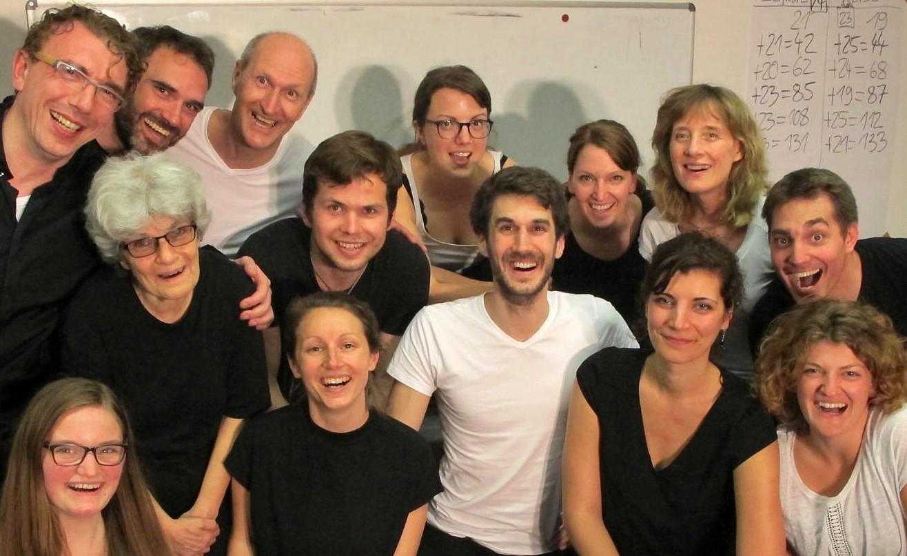 Theatersport-Grundkurs bei Christian M. Schulz