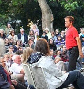 FREISTIL Theater 2011 Stadtgarten