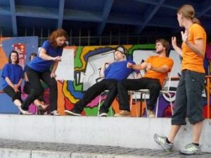 Bitte frei machen 2012 Stadtgarten