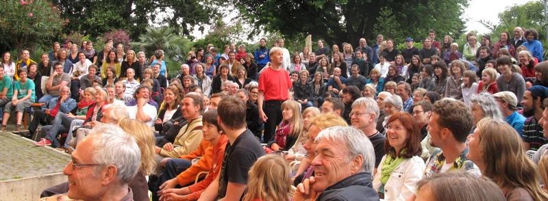 FREISTIL Theater 2012 Stadtgarten
