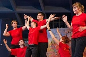 Bühnensprung 2011 Stadtgarten
